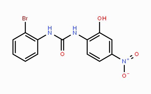 182498-32-4 | 1-(2-bromophenyl)-3-(2-hydroxy-4-nitrophenyl)urea