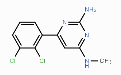1609960-30-6 | 6-(2,3-dichlorophenyl)-N4-methylpyrimidine-2,4-diamine