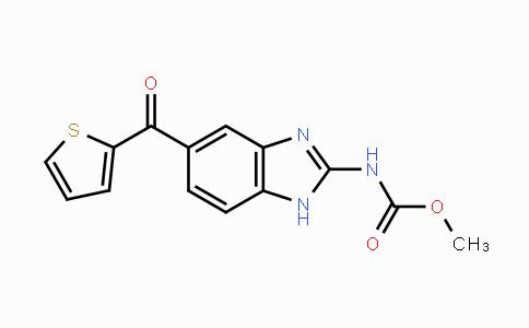31430-18-9 | methyl (5-(thiophene-2-carbonyl)-1H-benzo[d]imidazol-2-yl)carbamate