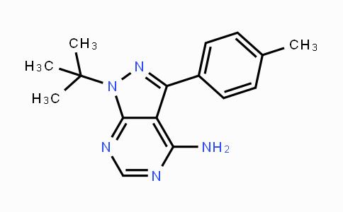 172889-26-8 | 1-(tert-butyl)-3-(p-tolyl)-1H-pyrazolo[3,4-d]pyrimidin-4-amine