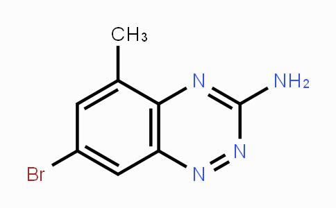 867330-26-5 | 7-bromo-5-methylbenzo[e][1,2,4]triazin-3-amine