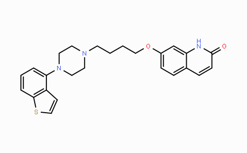DY443121 | 913611-97-9 | 7-(4-(4-(benzo[b]thiophen-4-yl)piperazin-1-yl)butoxy)quinolin-2(1H)-one