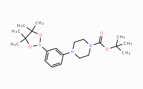 MC443153 | 540752-87-2 | tert-butyl 4-(3-(4,4,5,5-tetramethyl-1,3,2-dioxaborolan-2-yl)phenyl)piperazine-1-carboxylate