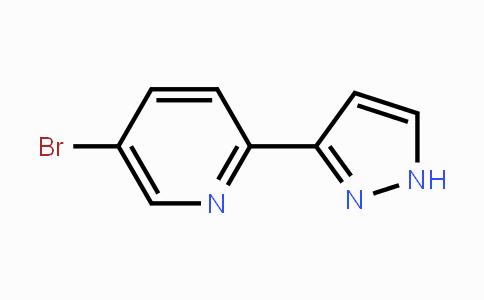 811464-25-2 | 5-bromo-2-(1H-pyrazol-3-yl)pyridine