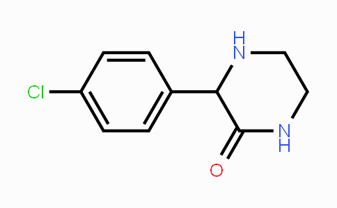 86147-28-6 | 3-(4-chlorophenyl)piperazin-2-one