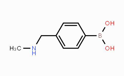 518336-26-0 | 4-((methylamino)methyl)phenylboronic acid