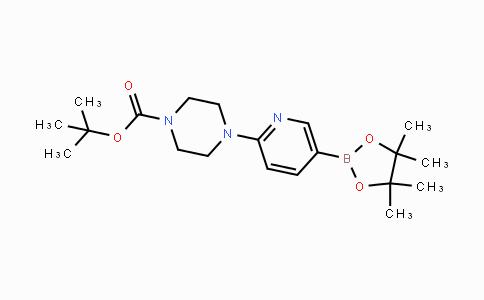 MC443183 | 496786-98-2 | tert-butyl 4-(5-(4,4,5,5-tetramethyl-1,3,2-dioxaborolan-2-yl)pyridin-2-yl)piperazine-1-carboxylate