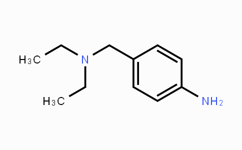 6406-73-1 | 4-((diethylamino)methyl)aniline