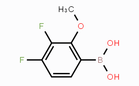 905583-06-4 | 3,4-difluoro-2-methoxyphenylboronic acid