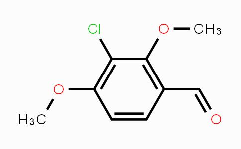 72482-14-5 | 3-chloro-2,4-dimethoxybenzaldehyde