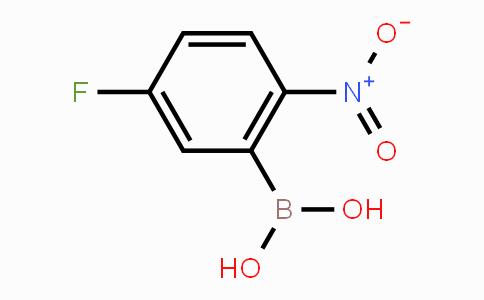 1329171-65-4 | 5-fluoro-2-nitrophenylboronic acid