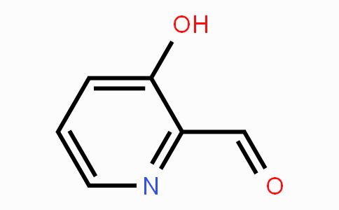1849-55-4 | 3-hydroxypicolinaldehyde