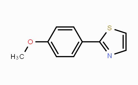 27088-84-2 | 2-(4-methoxyphenyl)thiazole