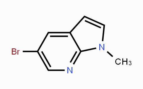 183208-22-2 | 5-bromo-1-methyl-1H-pyrrolo[2,3-b]pyridine