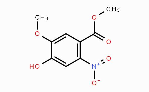 27883-60-9 | methyl 4-hydroxy-5-methoxy-2-nitrobenzoate