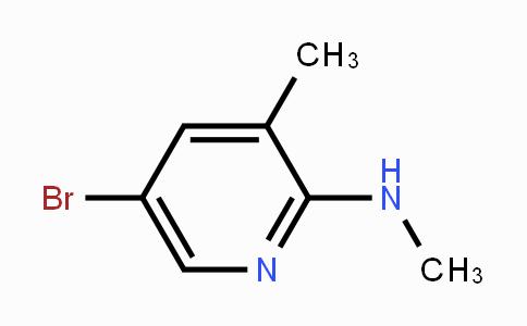 245765-66-6 | 5-bromo-N,3-dimethylpyridin-2-amine