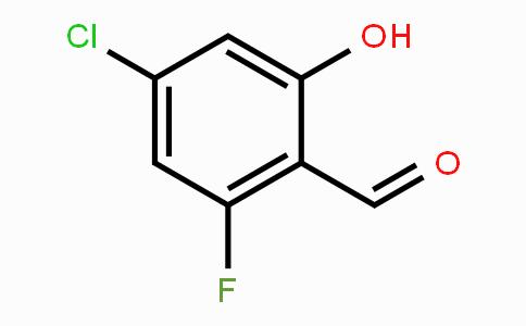 1401251-45-3 | 4-chloro-2-fluoro-6-hydroxybenzaldehyde