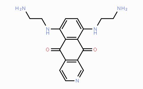 144675-97-8 | 6,9-bis(2-aminoethylamino)benzo[g]isoquinoline-5,10-dione