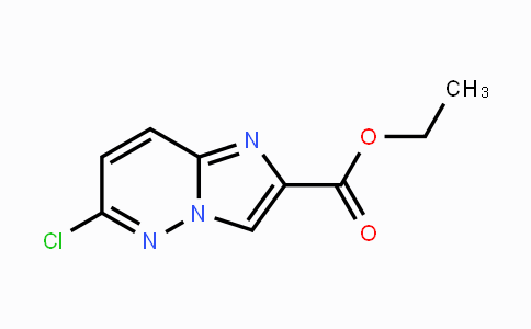 64067-99-8 | ethyl 6-chloroimidazo[1,2-b]pyridazine-2-carboxylate