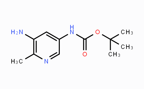 1219948-26-1 | tert-butyl 5-amino-6-methylpyridin-3-ylcarbamate