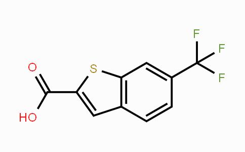 142329-22-4 | 6-(trifluoromethyl)benzo[b]thiophene-2-carboxylic acid