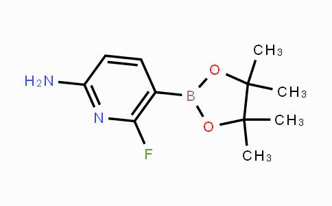 944401-67-6 | 6-fluoro-5-(4,4,5,5-tetramethyl-1,3,2-dioxaborolan-2-yl)pyridin-2-amine