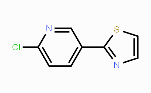 760193-03-1 | 2-(6-chloropyridin-3-yl)thiazole