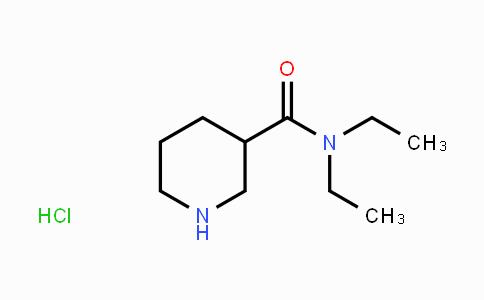 859996-19-3 | N,N-diethylpiperidine-3-carboxamide hydrochloride