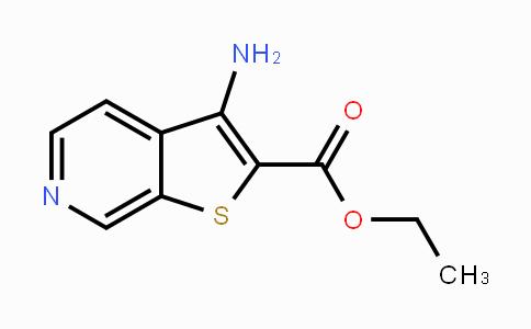 MC443323 | 78790-83-7 | ethyl 3-aminothieno[2,3-c]pyridine-2-carboxylate