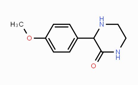 85607-62-1 | 3-(4-methoxyphenyl)piperazin-2-one