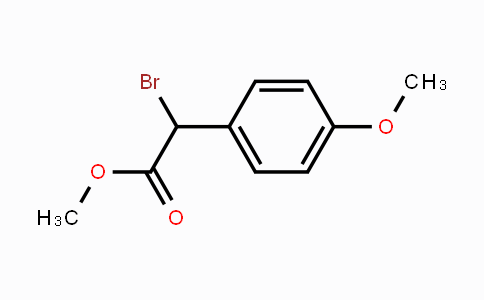 50612-99-2 | methyl 2-bromo-2-(4-methoxyphenyl)acetate