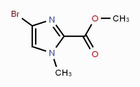 MC443332 | 864076-05-1 | methyl 4-bromo-1-methyl-1H-imidazole-2-carboxylate