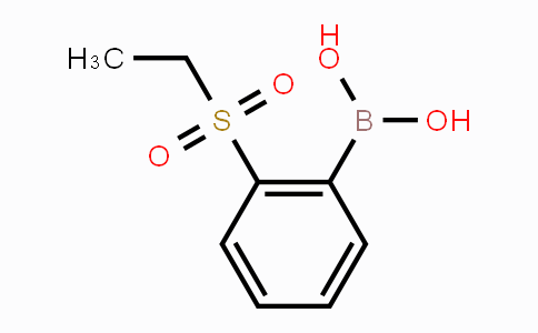 1042443-60-6 | 2-(ethylsulfonyl)phenylboronic acid