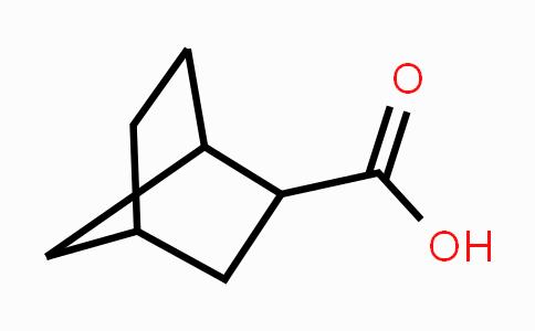 824-62-4 | bicyclo[2.2.1]heptane-2-carboxylic acid