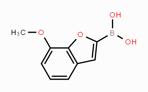 1094417-81-8 | 7-methoxybenzofuran-2-ylboronic acid