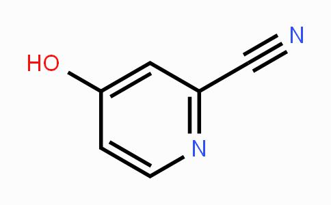 475057-86-4 | 4-hydroxypicolinonitrile