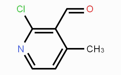 884495-45-8 | 2-chloro-4-methylnicotinaldehyde