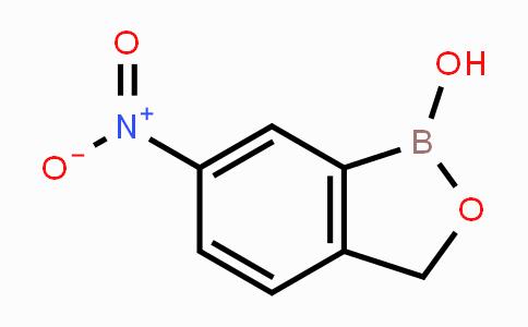 118803-40-0 | 6-nitrobenzo[c][1,2]oxaborol-1(3H)-ol