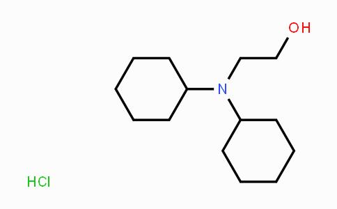 MC443370 | 4535-74-4 | 2-(dicyclohexylamino)ethanol hydrochloride