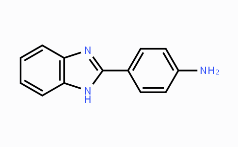 2963-77-1 | 4-(1H-benzo[d]imidazol-2-yl)aniline