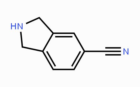 263888-58-0 | isoindoline-5-carbonitrile