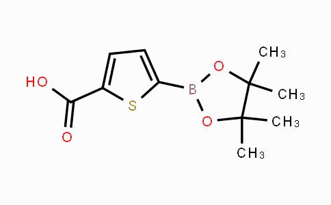 MC443418   779335-05-6   5-(4,4,5,5-tetramethyl-1,3,2-dioxaborolan-2-yl)thiophene-2-carboxylic acid