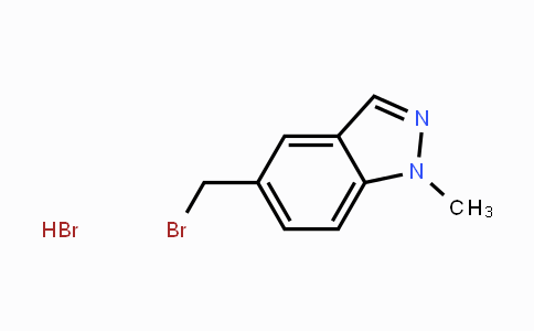 1203160-22-8 | 5-(bromomethyl)-1-methyl-1H-indazole hydrobromide
