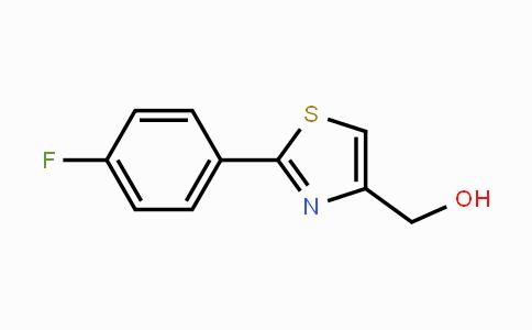 885280-13-7 | (2-(4-fluorophenyl)thiazol-4-yl)methanol