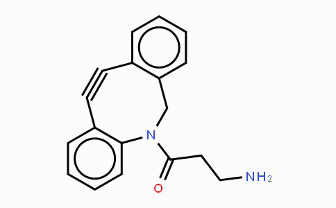 1255942-06-3 | Azadibenzocyclooctyne-amine