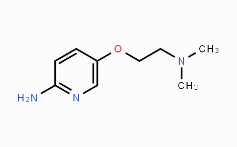 1249400-92-7 | 5-(2-(dimethylamino)ethoxy)pyridin-2-amine