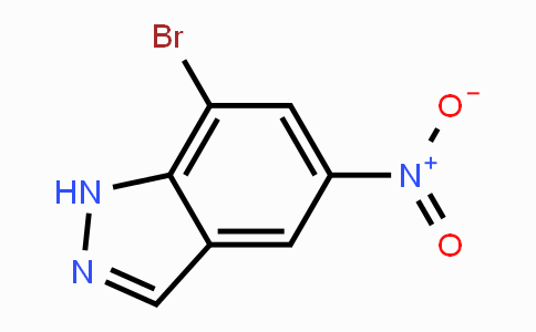 685109-10-8 | 7-bromo-5-nitro-1H-indazole