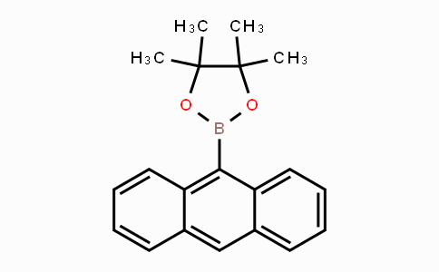 709022-63-9 | 2-(anthracen-9-yl)-4,4,5,5-tetramethyl-1,3,2-dioxaborolane