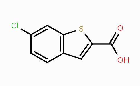 26018-73-5 | 6-chlorobenzo[b]thiophene-2-carboxylic acid