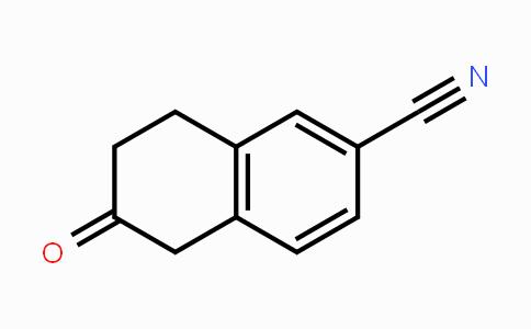 136081-50-0 | 6-oxo-5,6,7,8-tetrahydronaphthalene-2-carbonitrile